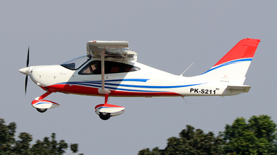 PK-S211 - Tecnam P2008 - Jogja Flying Club