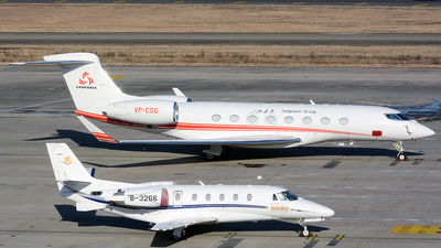 VP-CSG - Gulfstream G650 - Private