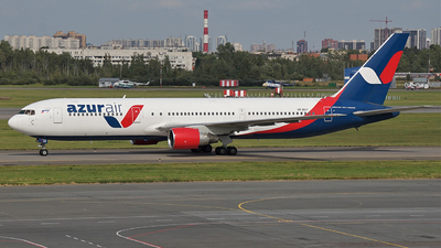 VP-BUY - Boeing 767-3Y0(ER) - Azur Air