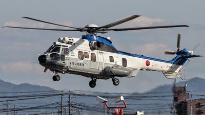 01021 - Eurocopter EC 225LP Super Puma II+ - Japan - Ground Self Defence Force (JGSDF)