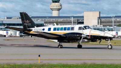 N192WA - Beechcraft 99 Airliner - Wiggins Airways