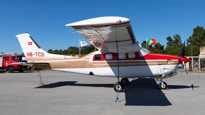 A picture of HBTCS - Cessna P210N Pressurized Centurion - [P2100134] - © Bárbara Costa