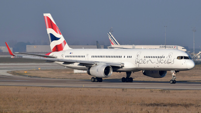 F-GPEK - Boeing 757-236 - Open Skies (British Airways)