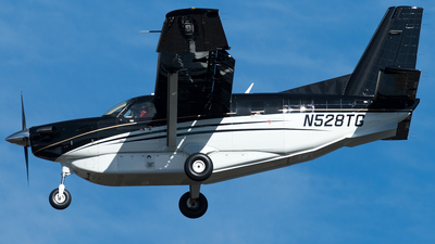 N528TG - Quest Aircraft Kodiak 100 - Private