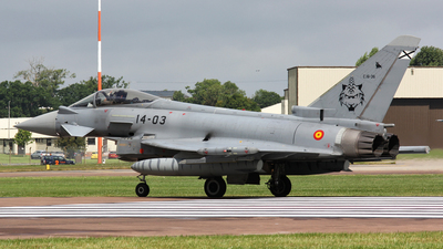 C.16-36 - Eurofighter Typhoon EF2000 - Spain - Air Force