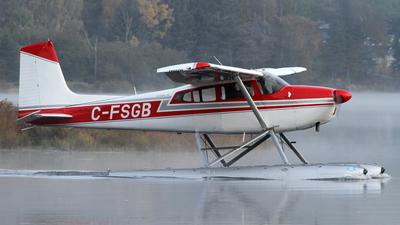 C-FSGB - Cessna 180H Skywagon - Hydravion Aventure