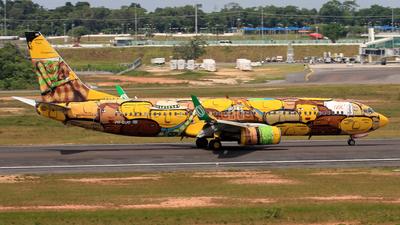 PR-GUO - Boeing 737-8EH - GOL Linhas Aéreas