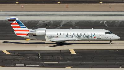 N492SW - Bombardier CRJ-100ER - American Eagle (SkyWest Airlines)