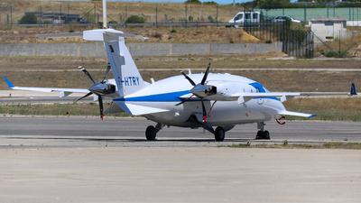 F-HTRY - Piaggio P-180 Avanti Evo - Private