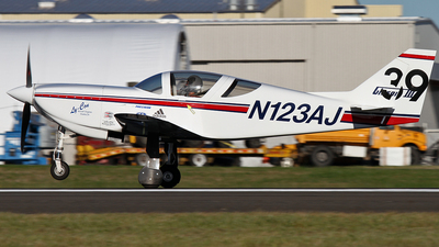 N123AJ - Glasair Aviation Glasair III - Private