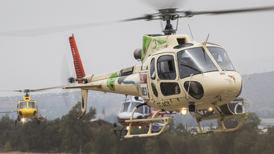 CC-ACY - Eurocopter AS 350B3 Ecureuil - Ecocopter