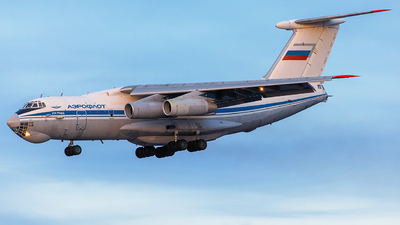 RF-76550 - Ilyushin IL-76MD - Russia - Air Force