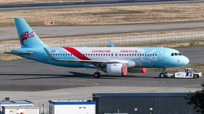 F-WWBP - Airbus A320-251N - Loong Air