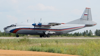 RA-12124 - Antonov An-12BK - Russia - Air Force