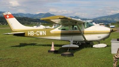 HB-CWN - Cessna 182P Skylane - Private
