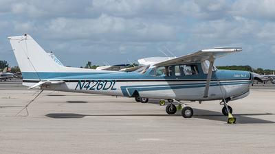 N426DL - Cessna 172RG Cutlass RG II - Private