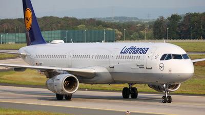 D-AIRT - Airbus A321-131 - Lufthansa