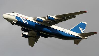 RA-82080 - Antonov An-124-100 Ruslan - Polet Flight