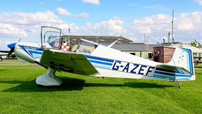 G-AZEF - Jodel D120 Paris-Nice - Private
