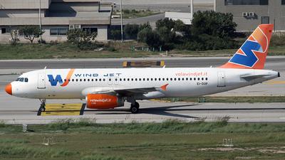 EI-DOP - Airbus A320-232 - Wind Jet