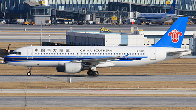 A picture of B6269 - Airbus A320214 - China Southern Airlines - © Railgun