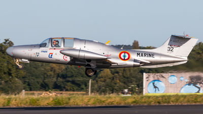 F-AZLT - Morane-Saulnier MS-760 Paris - Private