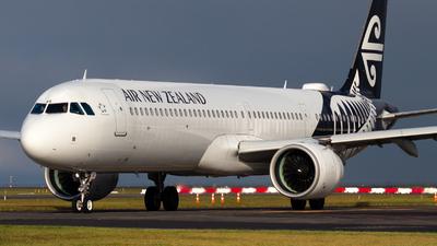 ZK-NNG - Airbus A321-271NX - Air New Zealand