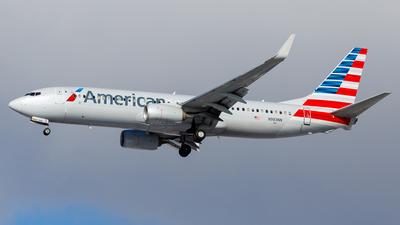 A picture of N983NN - Boeing 737823 - American Airlines - © Martin Pinnau