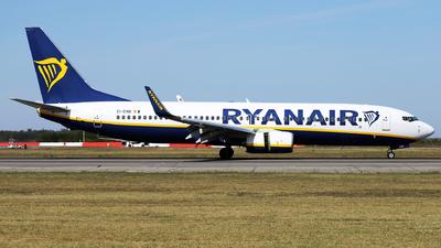 A picture of EIENB - Boeing 7378AS - Ryanair - © Marin Ghe.