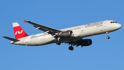 VQ-BOD - Airbus A321-211 - Nordwind Airlines
