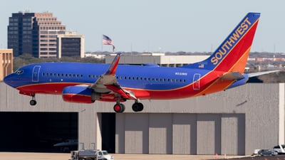 N551WN - Boeing 737-76Q - Southwest Airlines