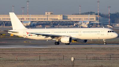 CS-TKU - Airbus A321-211 - White Airways