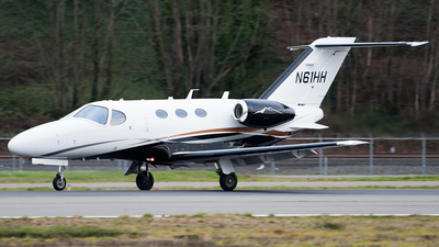 N61HH - Cessna 510 Citation Mustang - Private