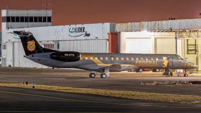 PR-PFN - Embraer ERJ-145LR - Brazil - Federal Police