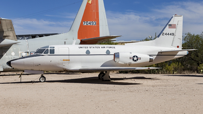 62-4449 - North American CT-39A Sabreliner - United States - US Air Force (USAF)