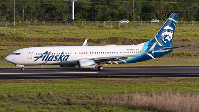 A picture of N479AS - Boeing 737990(ER) - Alaska Airlines - © Limafoxcr