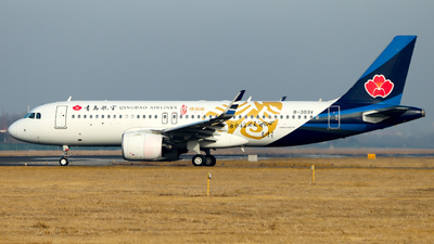 A picture of B303V - Airbus A320271N - Qingdao Airlines - © TAORUNWAY35