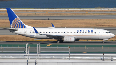 N73259 - Boeing 737-824 - United Airlines