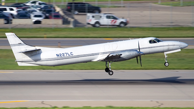 N227LC - Fairchild SA227-AC Metro III - Bemidji Aviation Services