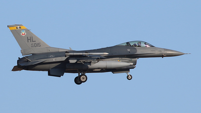 89-2015 - Lockheed Martin F-16C Fighting Falcon - United States - US Air Force (USAF)