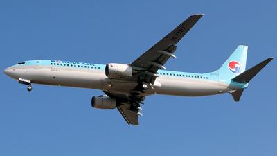 HL7727 - Boeing 737-9B5 - Korean Air