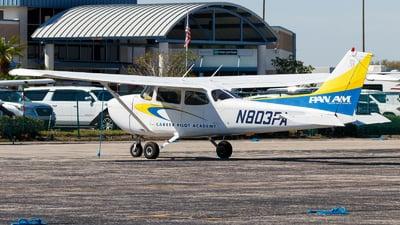 N803PA - Cessna 172S Skyhawk SP - Pan Am International Flight Academy