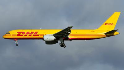 A picture of GBIKK - Boeing 757236(SF) - [22182] - © Fabrizio Gandolfo
