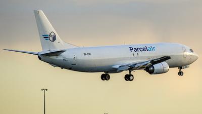 ZK-PAT - Boeing 737-4Y0(SF) - Parcelair