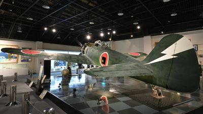 - Nakajima Ki-84-I Ko Hayate - Japan - Imperial Japanese Army Air Service