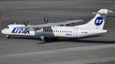 VQ-BMA - ATR 72-212A(500) - UTair Aviation