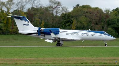 N146BG - Gulfstream G-IV - Private