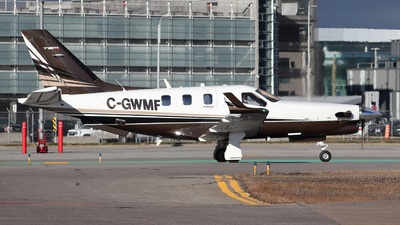 A picture of CGWMF - Socata TBM930 - [1167] - © Guy Langlois