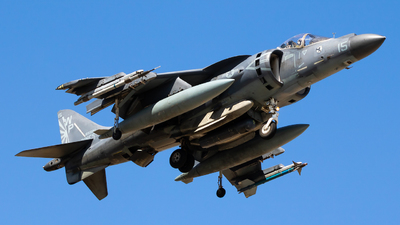 165580 - McDonnell Douglas AV-8B+ Harrier II - United States - US Marine Corps (USMC)
