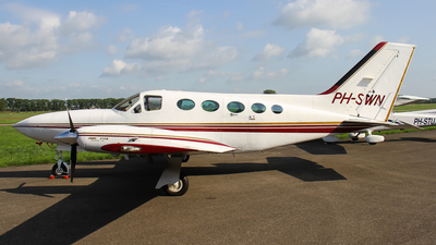PH-SWN - Cessna 414A Chancellor - Private